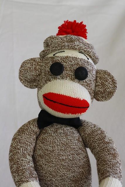Sock Monkee Therapist