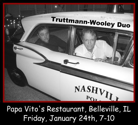 Truttmann-Wooley Duo 1-24-14