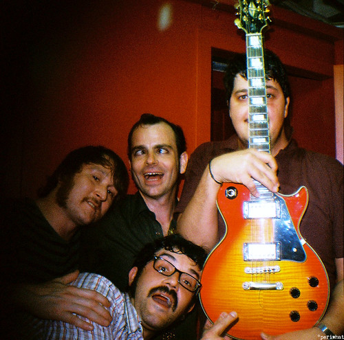 The Government + Nutria @Rock Circus Club
