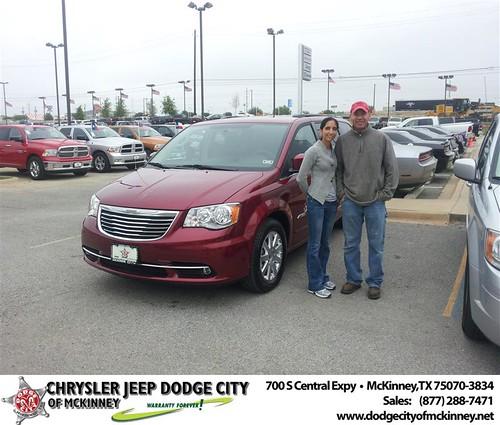 Dodge City of McKinney would like to say Happy Birthday to Francisco Perez! by Dodge City McKinney Texas