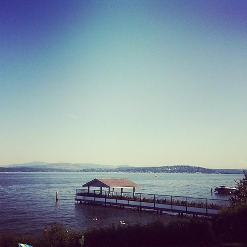Madison Valley lake