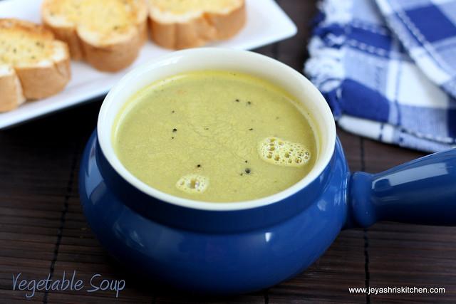 Veg Soup 1