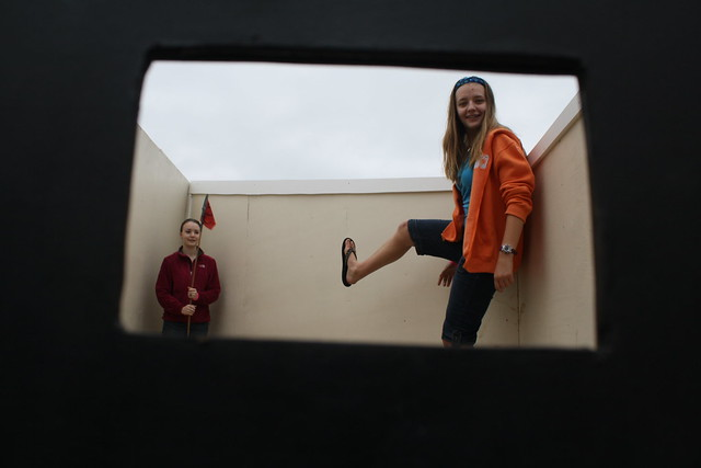 in the Ames Room 2
