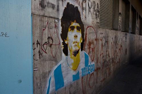 El fútbol siempre presente en Argentina