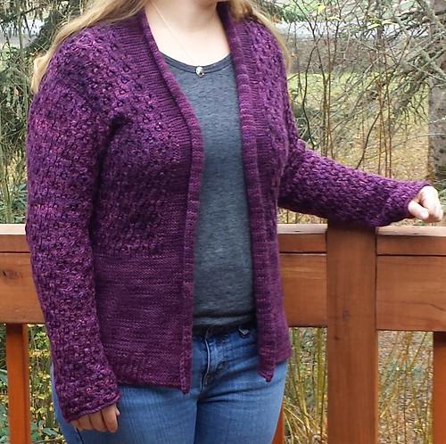 Cerisara sweater crop 2