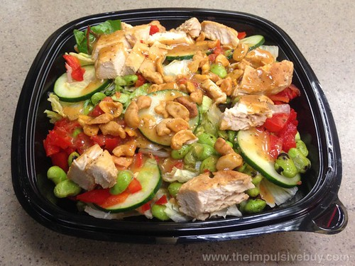 Wendy's Asian Cashew Chicken Salad