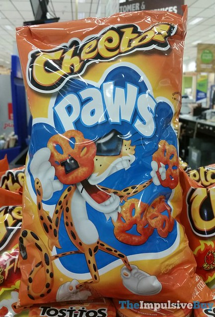 back on shelves cheetos paws 2017 the impulsive buy