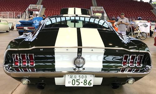 Goodguys 3rd North Carolina Nationals - Tokyo Drift Mustang
