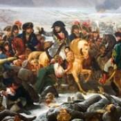Napoleon On The Battlefield Of  Eylu  ~  Antoine-Jean Gros   ~ French  ~ Toledo Museum of Art  -  Toledo Ohio