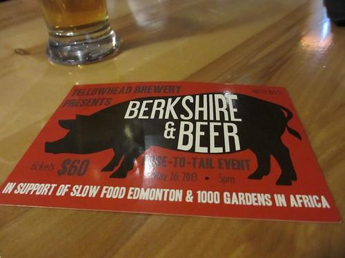 Berkshire & Beer