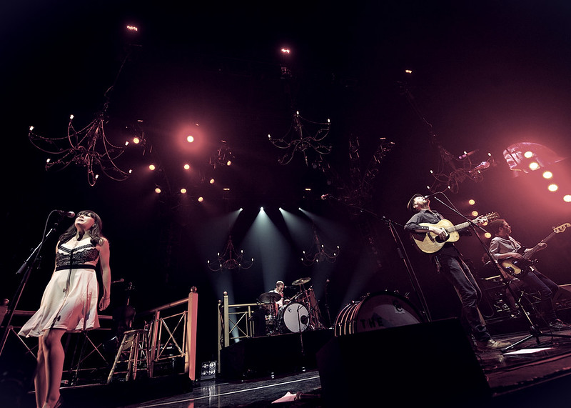 The Lumineers @ Chaifetz Arena
