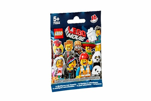 LEGO Minifigures The LEGO Movie Series PACK