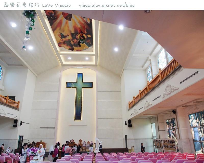 台中景點,教堂 @薇樂莉 Love Viaggio | 旅行.生活.攝影