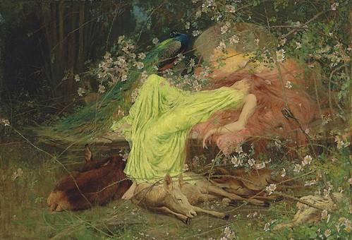 """Arthur Wardle """"A Fairy Tale"""" by Art & Vintage"""