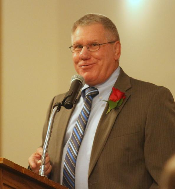 2017 MWCA Bartelma Hall of Fame inductee Bill Germann.