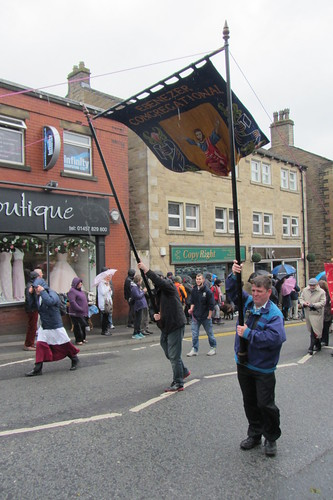 Uppermill Walks, Breezy Banner
