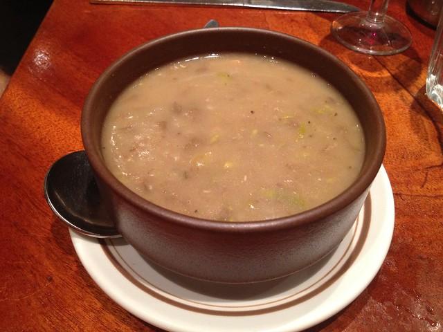 Lentil and asparagus soup - The Stockpot
