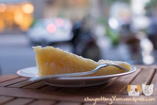 Uống nước Tây ăn bánh ta ở Fê cafe