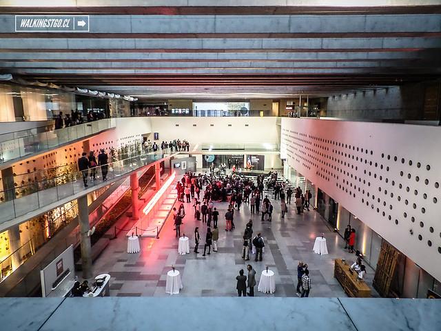 """Inauguración #EXPOSICIÓN """"PURO CHILE. PAISAJE Y TERRITORIO"""" en el @CCPLM Registro 10-04-2014"""