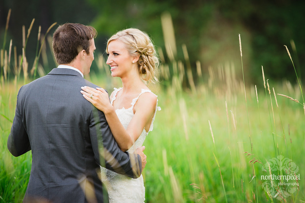 Nick & Billie - Newlyweds at Huble Farm Prince George