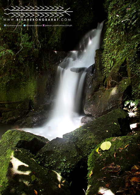 Bayugin Falls of Bulusan Sorsogon Bicol