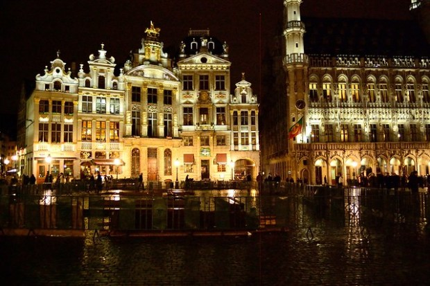 Guildhalls at the Grand Place / Grote Markt    Brussels, Third Time's a Charm   No Apathy Allowed
