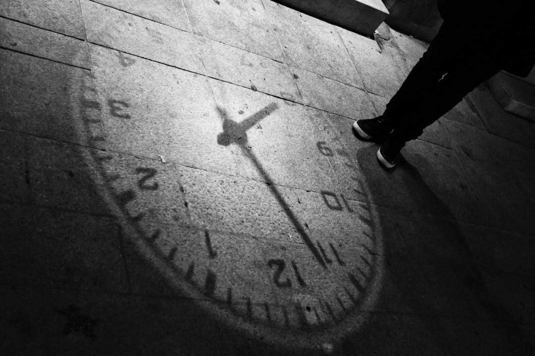 Quelle heure est il ?