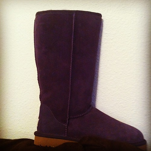 I have wanted a pair for years, their here and their purple. I don't care if they aren't cool anymore, they are cool to me that's all that matters.  @chickenzie I got the purple ones!!