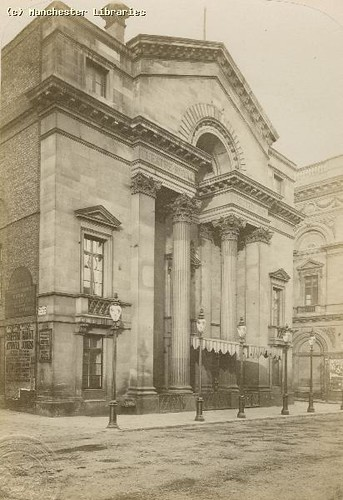Old Royale Theatre, Peter Street, 1866