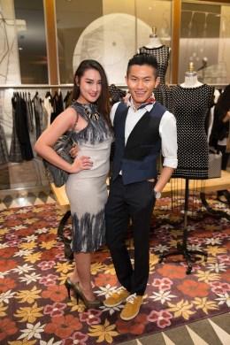 Chianti Huang, Kyle Guo
