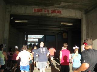 Anaheim Stadium entrance