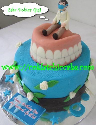 Kue Ulang Tahun Dokter Gigi Drg Raimud Sp Bm Jual Kue Ulang Tahun