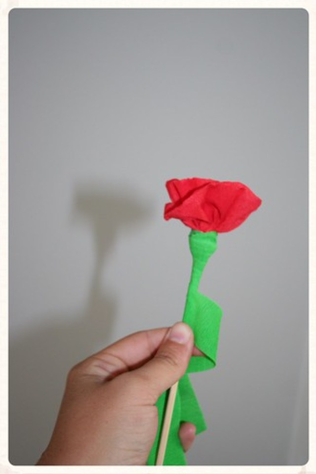 bloemen maken 5