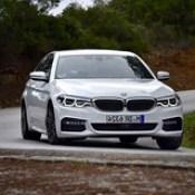 BMW 540i 2017 Wallpaper