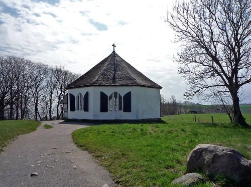 Vitt -  dorp in het noorden van het eiland Rügen / village in the North of the island of Rügen