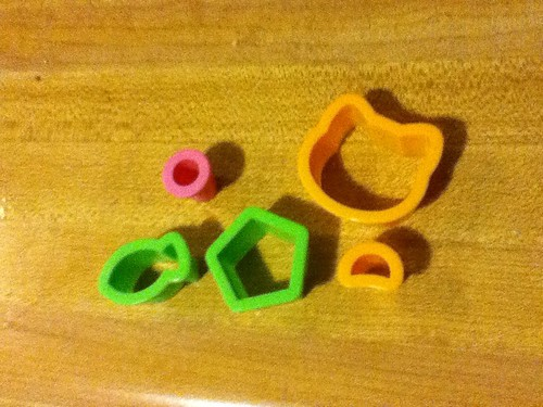 Bento shapes
