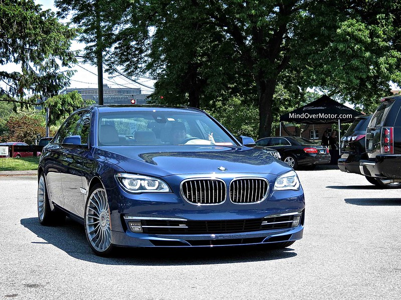 BMW Alpina B7 reviewed by Mind Over Motor