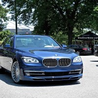 Test Driven: BMW 760Li vs. Alpina B7, Nick's Take