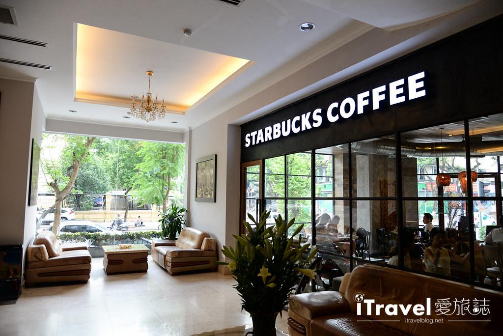 越南酒店推荐 河内兰比恩酒店Lan Vien Hotel (3)