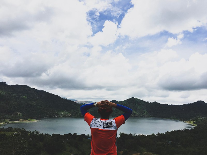 Malubog lake