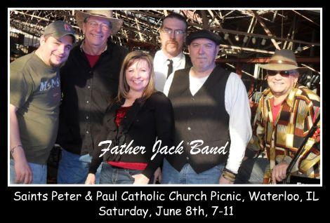 Father Jack Band 6-8-13