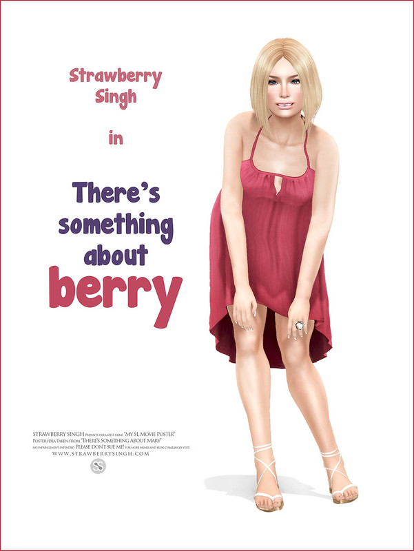 There's Something About Berry!