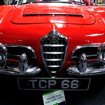 Alfa Spider (not running obv)