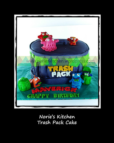 Norie's Kitchen - Trash Pack Cake by Norie's Kitchen