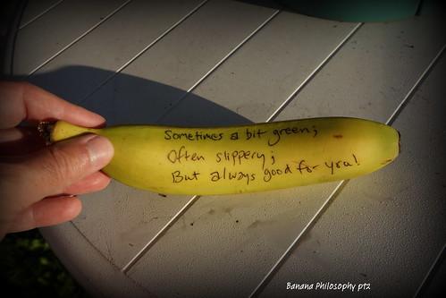 Banana Still Life (2)