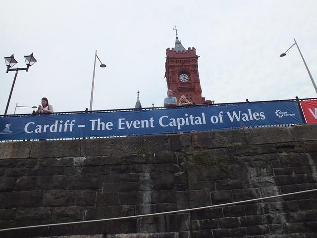 Extreme Sailing Series - Cardiff 2013