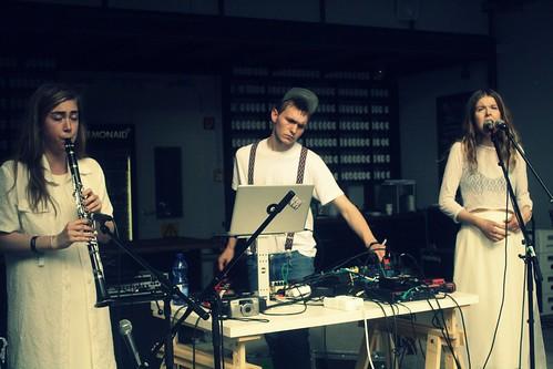 samaris at our/berlin music week