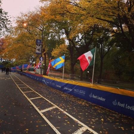 Maratón de Nueva York 2013