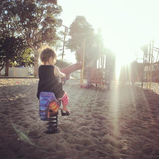 Let the sun shine! :-)