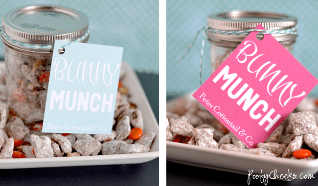 Bunny Munch Recipe